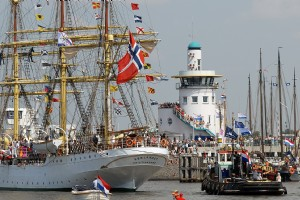 Afternoontour saturday - Tall Ships Races Harlingen