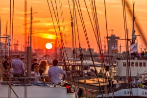 Sunset cruise saturday - Tall Ships Races Harlingen